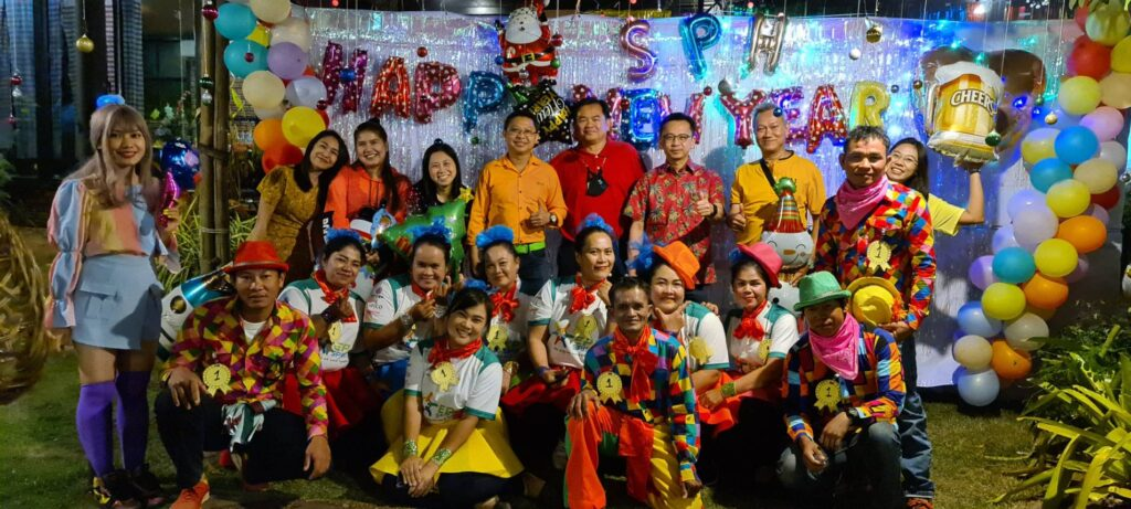 PTTEP SP New Year Party 2021